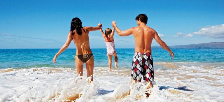 Jaké je vhodné místo pro rodinnou dovolenou?