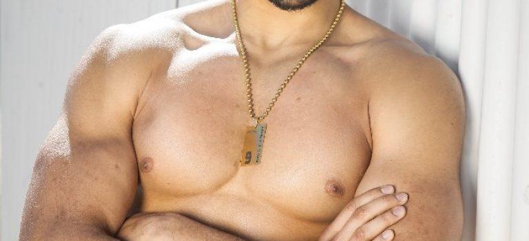 Muž roku, soutěžící č. 9 Immanuel Adenubi: Baví ho zkoušet nové věci!