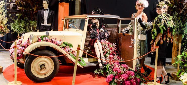 Kroměříž provoní květiny díky výstavě Floria Léto. Co vás uchvátí a jak získat jízdenku na vlak zdarma?