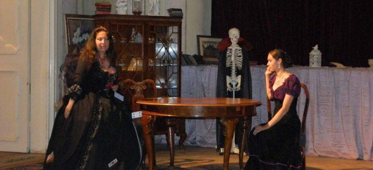 Tip pro milovníky vážné hudby: Noční vokální koncert se chystá na zámku Lochovice