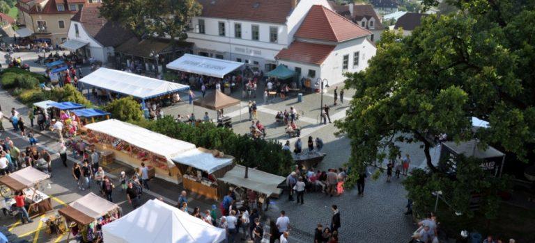 Podzim v Hluboké nad Vltavou zpestří slavnosti plné vína a ryb
