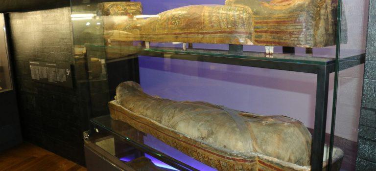 Proč jezdit za mumiemi do Egypta! Na výstavu Tutatnchamon RealExperience zve i Národní muzeum