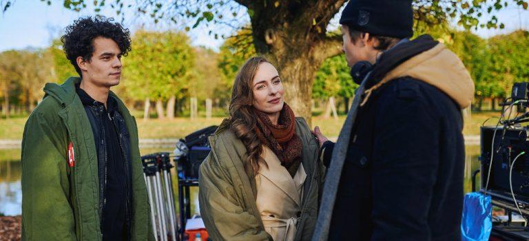 Holešov u Kroměříže objevili filmaři, točí tu nový film