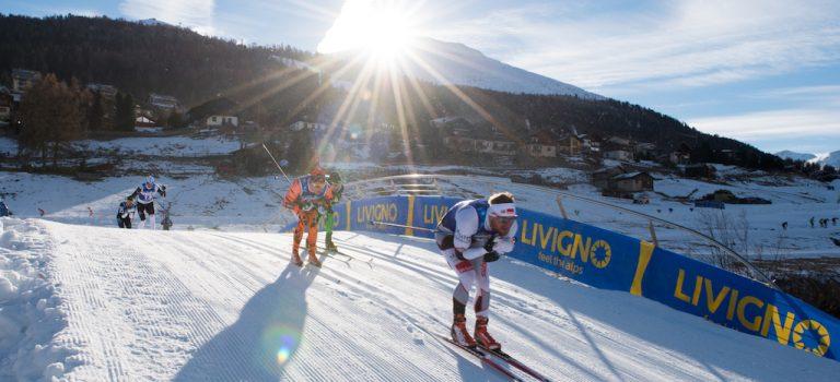 Od konce října můžete na běžky! Ráj zimních sportů Livigno otevřel první běžkařskou trať