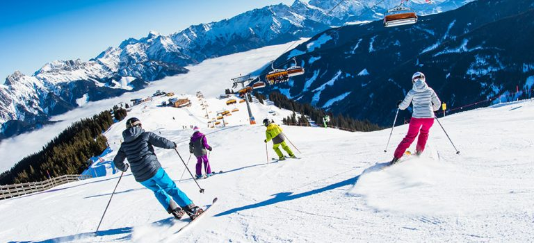 Slavný lyžařský rakouský ráj Leogang otevře 29. listopadu, můžete najezdit až 408 km!