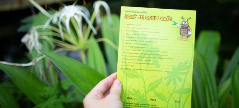 Víte, jaký mají rostliny intimní život? Poznáte to v trojské botanické zahradě!