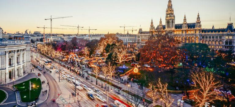 A je to tady! Vídeňské vánoční trhy se otvírají už ve středu 13. listopadu!