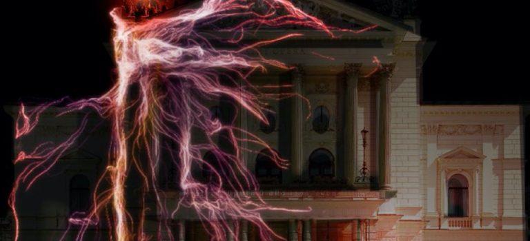 Silvestrovská půlnoc rozzáří videomappingem fasádu zrekonstruované Státní opery