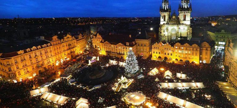 Jak Praha přivítá Nový rok? Těšte se na oslavy na Vánočních trzích!