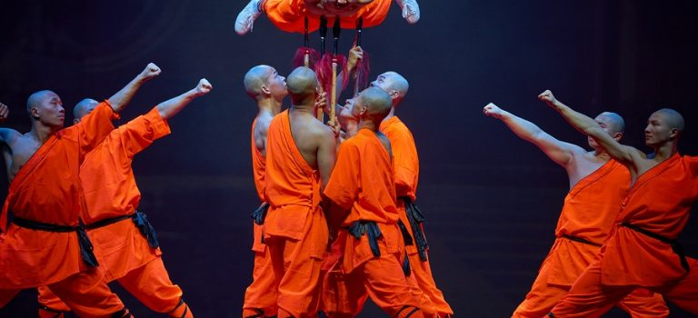 Do lázní Laa an der Thaya za šaolinskými mnichy! V únoru tu chystají mystický program
