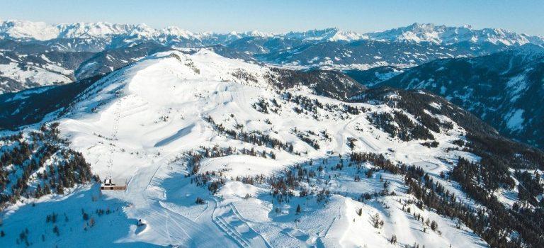Lyžovat ve Wagrainu je jako jet na výlet na lyžích