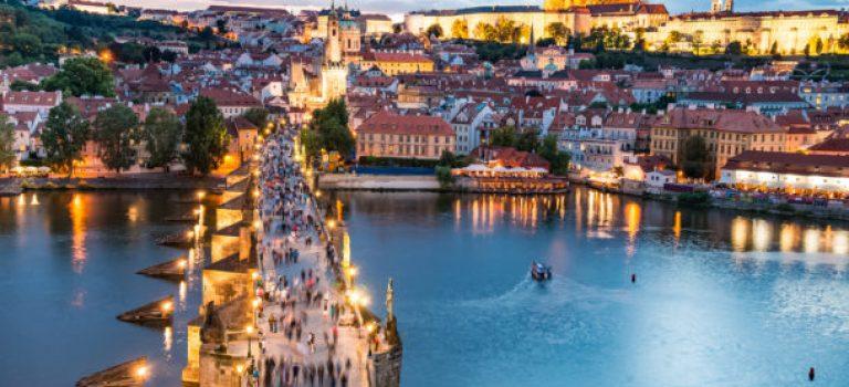 Video: 25 Top míst v Evropě. Praha je na osmém místě