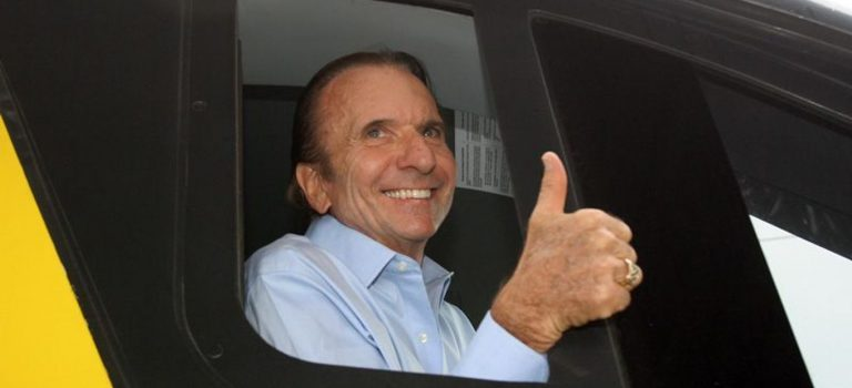 Čerstvý sedmdesátník Emerson Fittipaldi poslal vzkaz Čechům