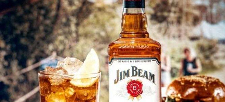 Léto, co má šťávu! Dnes recept na Jim Beam & Cola