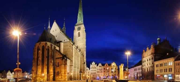 Plzeň se těší na turisty. Krásy města mohou prozkoumat ze všech úhlů