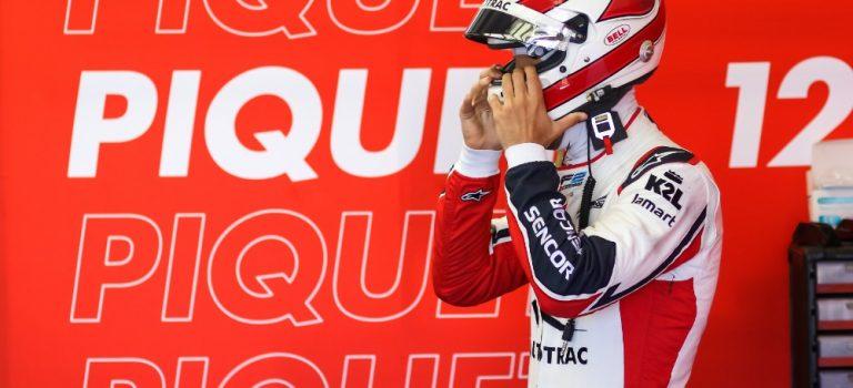 F2 na Silverstone:  Body pro Charouz Racing System zajistil Delétraz
