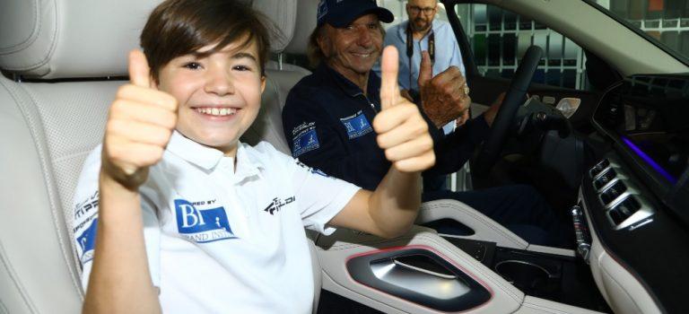 Fittipaldi je naprosto nadšený:  Na nový Mercedes-Benz GLE kupé nedá dopustit