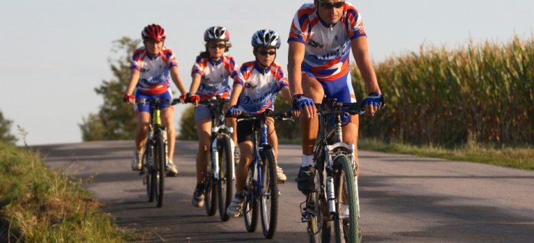 Cyklotoulky východními Čechami