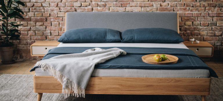 Kvalitní postel = základ života