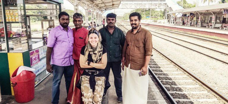 Indie trochu jinak očima zpěvačky a cestovatelky Míši Noskové: část první