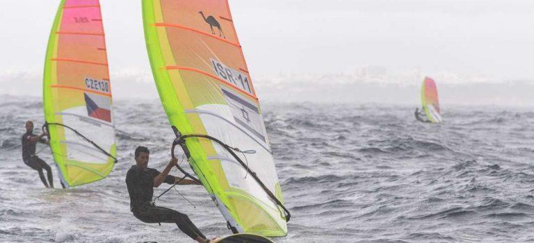 Našim se na ME v olympijském windsurfingu nedařilo  2020 RS:X Windsurfing European & Youth European Championships & Open Trophy