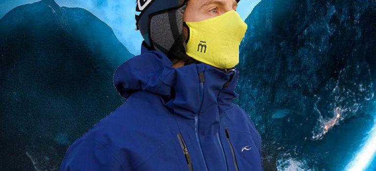 Rouška (nejen) pro lyžaře