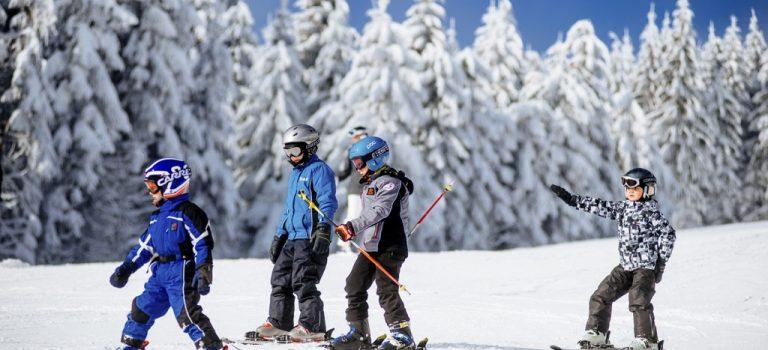 Do sněhové stopy východních Čech