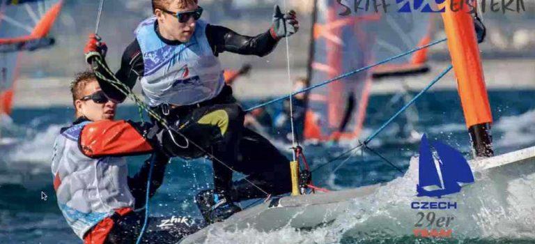 """Výroční setkání ALT 29er a vyhlášení výsledků soutěže """"Jachting hledá Skiffmeistera 2020"""""""
