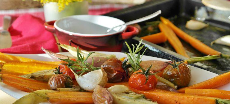 Pečená zelenina: recepty pro chladné zimní měsíce