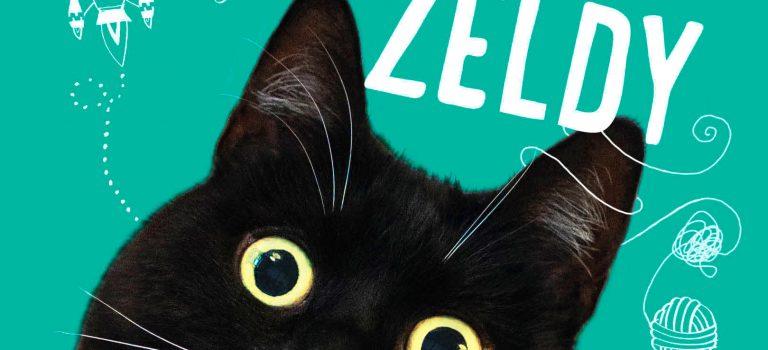 Žila, byla jedna kočka. Jmenovala se Zelda. Byla zvědavá, hvězda sociálních sítí…..