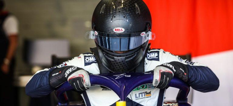 Francouzský mladík pojede seriál FIA F3