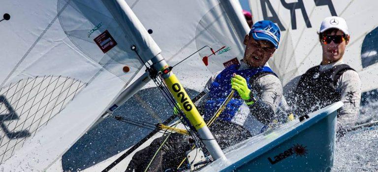 Sen o olympiádě se jachtařům rozplynul. Naději už má jen Ondřej Teplý