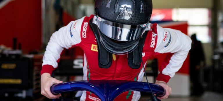 Český tým Charouz Racing System může být spokojen