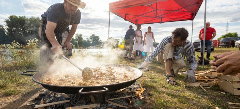 Moře u Mělníka: festival plný chutí a kultury pro celou rodinu