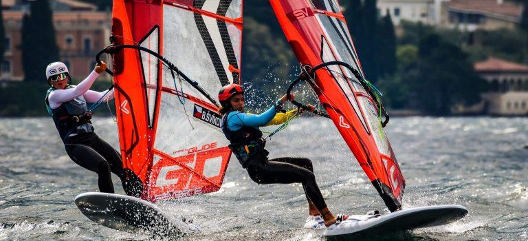 Olympijské jachtařské naděje pro Paříž 2024